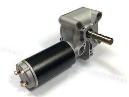 Tarp Gear 12 Volt DC Motor 5-Bolt Mounts, 600W 0.8HP