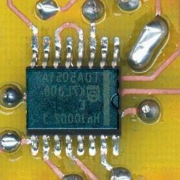 tda5051 sop16 home automation modem