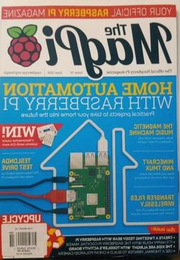 The Mag Pi UK June 2018 Home Automation with Raspberry Pi FR