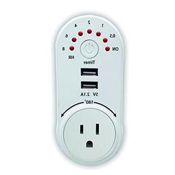 Timer Switch Socket, Multi function Electrical Outlet Timer