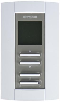 Honeywell TL7235A1003 Line Volt Pro Non-Programmable Digital