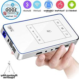 Pocket Projector, CACACOL T11 Portable Projector Support 108