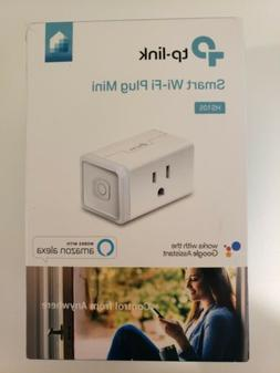 TP-LINK Mini Wi-Fi Smart Plug  Works With Alexa and Google A