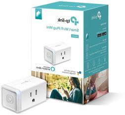 TP-LINK Mini Wi-Fi Smart Plug  Works With Alexa and Google A