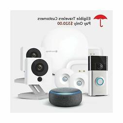 Travelers Insurance Smart Home Bundle  Smart Kit Premier