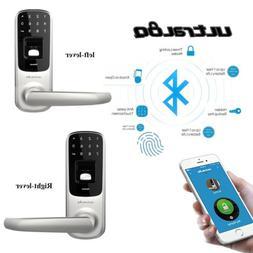 ul3 smart home automation lock bluetooth fingerprint