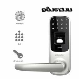 Ultraloq Ul3 Fingerprint and Touchscreen Keyless Smart Lever