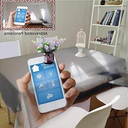 Unique Custom Cotton and Blend Tablecloths Smart Home Automa