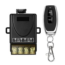 MagiDeal 315MHz Universal High-Power Wireless Remote Control