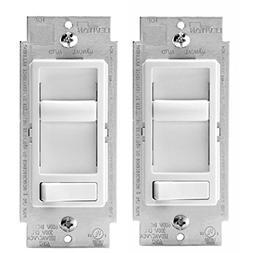 Universal Slide Dimmer Switch