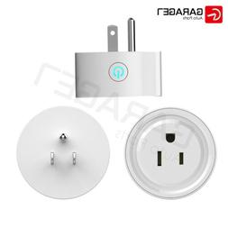 USA Mini WIFI Smart Plug Outlet Power Socket Timer Swtich Wi