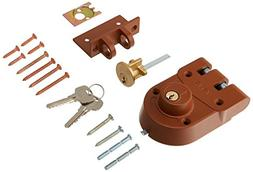 Yale Security V197 1-4 Jimmy Proof Double Cylinder Deadlock