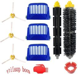 Vacuum Replacement Parts Brushes Filters Kit for iRobot Room
