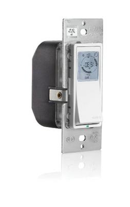 Leviton Vizia 24-Hour Programmable Indoor Timer with Astrono
