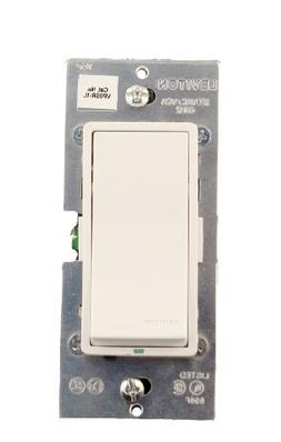 Leviton VP0SR-1LZ Digital Matching Remote Switch, White/Ivor