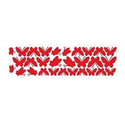 LiPing Wall Paper DIY Dancing Butterflies Wall Stickers-Remo