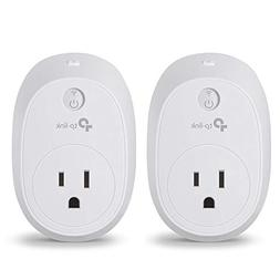 TP-Link 2.4 GHz Wi-Fi Energy Monitoring Smart Plug Accessory