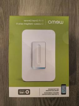 Wemo Wi-Fi Smart Dimmer Light  Switch  - NEW™