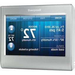 Honeywell Wi-Fi Smart Thermostat - Silver Smart Home Automat