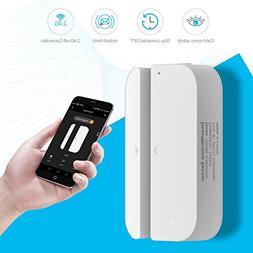 WiFi Door/Window Sensor,2018 New Wireless Smart Security Ala