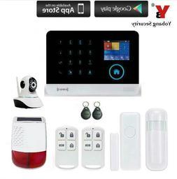 Yobang Security- Wifi <font><b>Automation</b></font> GSM Ala