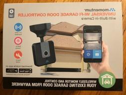 Momentum WiFi Garage Door Opener Controller with Built-in Ca