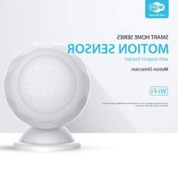 Smart WiFi PIR Motion Sensor Detector Works with IFTTT,Foree