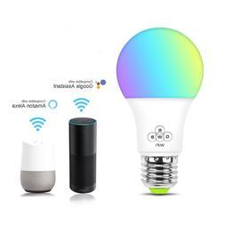 Wifi Smart <font><b>LED</b></font> Light <font><b>Bulb</b></