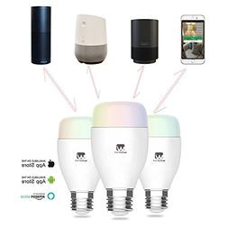 WAGA life Wifi Smart Home Automation Dimmable Warm White RGB