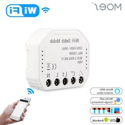 Wifi Smart Light Switch Diy Breaker <font><b>Automation</b><