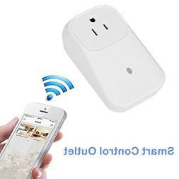 DC XINGDONGCHI Wifi Smart US Plug Power Switch Socket Outlet