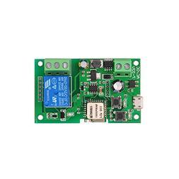 Sonoff Wifi Switch, DC5V 12V 24V 32V Wireless Relay Module S
