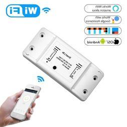wifi switch diy wireless remote domotica light