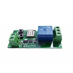 RoseSummer WiFi Wireless Self-lock Smart Switch Relay Module