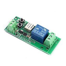 MHCOZY WiFi Wireless Smart Switch Relay Module for Smart Hom