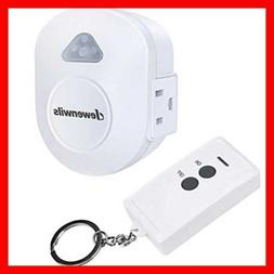 Wireless Remote Control Electrical Outlet Switch RF ON OFF L