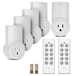 wireless remote control electrical power