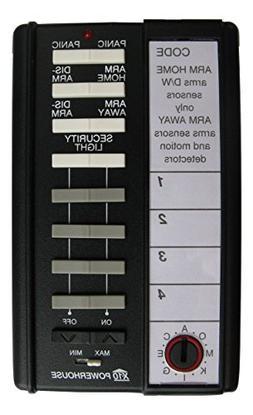 X10 Wireless Security Handheld Remote  Black