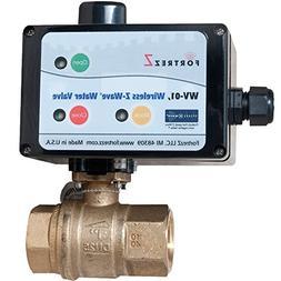 "Wireless Z-Wave Water Valve 1"" ; Cert ID: ZC08-13040028"