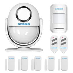 BIBENE WP7 2.4Ghz WIFI Alarm System Wireless Home Security A