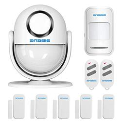 BIBENE WP7 2.4Ghz WIFI Alarm System Wireless with APP Push N