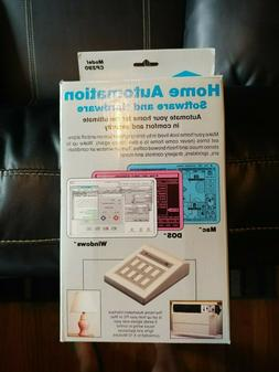 X-10 MACINTOSH MODEL CP290 CP290M HOME AUTOMATION BRAND NEW