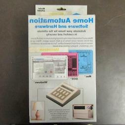 X-10 MACINTOSH MODEL CP290 CP290M HOME AUTOMATION SOFTWARE A