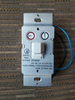 X-10 RadioShak Remote Wall light Switch Model 61-2683 Home A