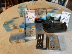X10 Home Automation equipment in boxes