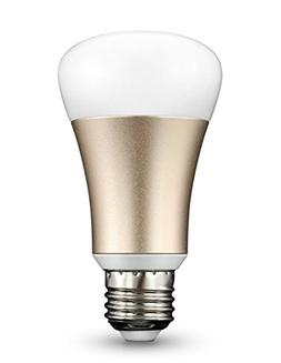Connected Home XLB7-1003-WHT WiFi Dimmable White LED Bulb, C
