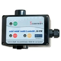 FortrezZ Z-Wave Indoor Automated Water Valve Actuator - US