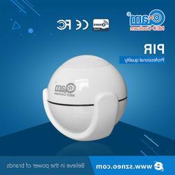 Z-wave PIR Motion Security Light Sensor for Home Automation