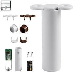 Z-Wave Plus Recessed Door & Window Sensor For Smart Home Aut