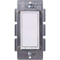 Honeywell Z-Wave Plus On/Off Smart Light Switch, In-Wall Pad